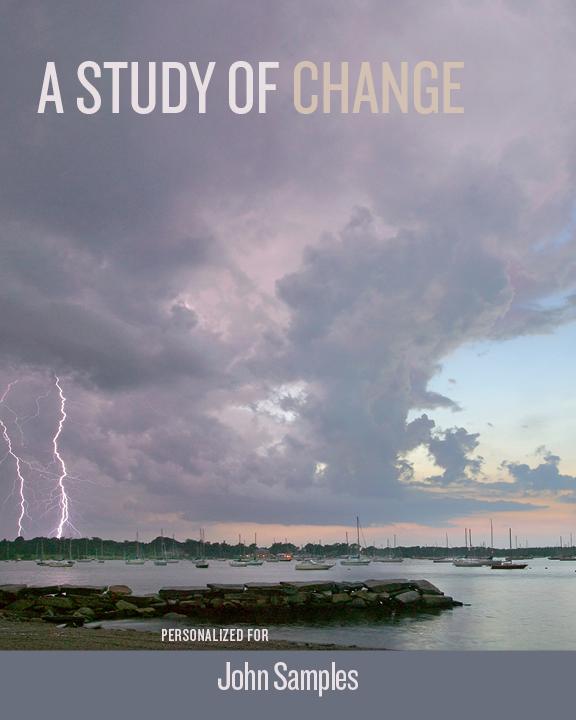 A Study of Change
